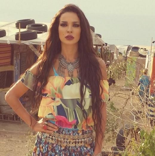 نادين نجيم: شخصية سمرا عفوية وتلقائية