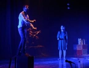 ليدي- وسيم خير في عرض سفرطـاس في حيفا