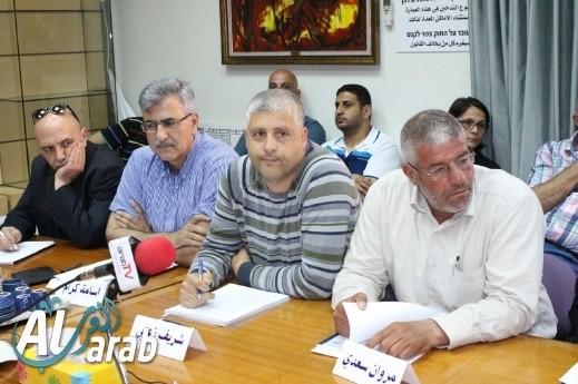 نتيجة بحث الصور عن site:alarab.com جبهة الناصرة