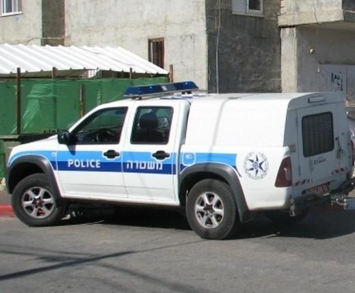 كريات آتا : اعتقال رجل بعد مطارة بوليسية