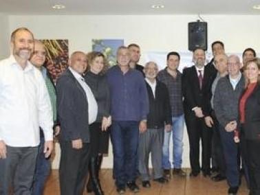 رئيس مجلس طوبا الزنغرية يلتقي وزير الداخلية