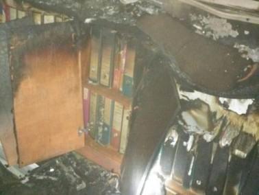إندلاع حريق في إحدى مدارس طوبا دون إصابات