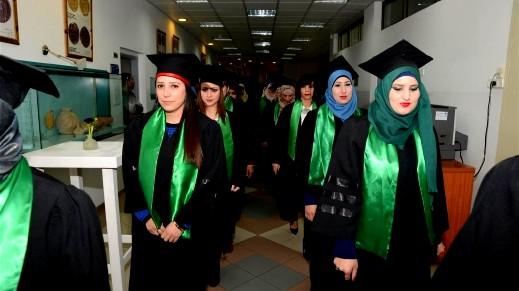 كلية القاسمي: حفل تخريج طلاب الاستكمال