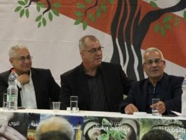 مهرجان التضامن مع فلسطينيي الداخل في شفاعمرو