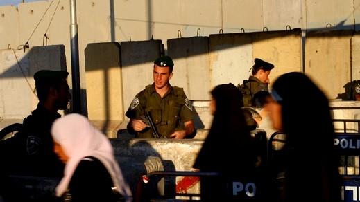 الجيش: فرض قيود على التنقل من وإلى رام الله