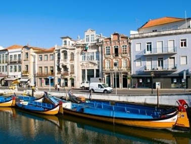 مدينة آويرو الشهيرة ببندقية البرتغال