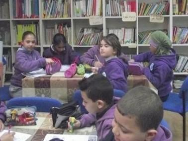 يوم البيئة والصحة في مدرسة الرؤى- منشية زبدة