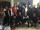عقد راية الصلح بين الإخوة علي وسليم أبو جابر من كفرقاسم