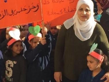 مدرسة الشبلي الابتدائيّة تفتتح مسيرة الكتاب