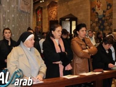 الناصرة: مشاركة الآلاف في القداس الاحتفالي يوم المريض