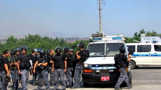 استنكار توجه يهود للتظاهر في وادي عارة