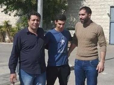 إطلاق سراح القيادي في حركة ابناء البلد طاهر سيف