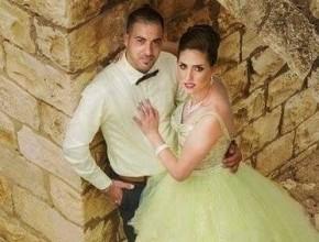 ليدي - بالصور: حفل زفاف شريف ومنال طه من الجديدة المكر