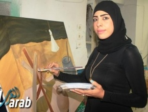 ليدي- الفنانة نرجس عكري: أبحر في الفن مع قلم الرصاص