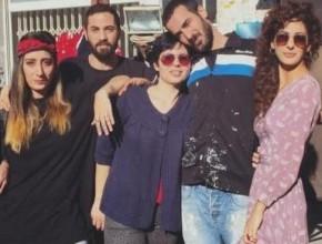 ليدي- الممثلة منى حوا في فيلم