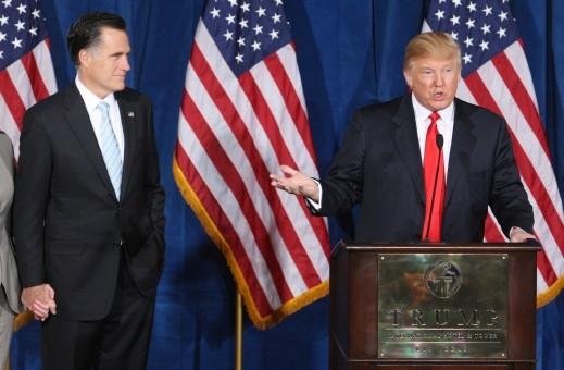 رومني: ترامب سيقود مستقبل أمريكا نحو الظلام