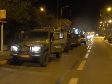 الجيش: سد منزل ابراهيم سكافي منفذ عملية دهس