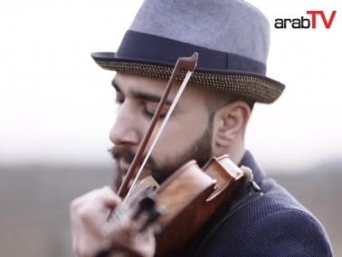 arabTV يحاور عازف الكمان الفنان أكرم عبدالفتاح