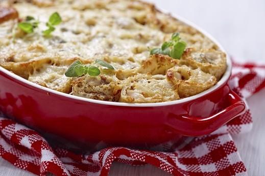 من المطبخ التركي: الدجاج والبطاطا مع البشاميل