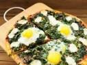 السبانخ مع البيض..طبق فطور عالمي ولا أشهى