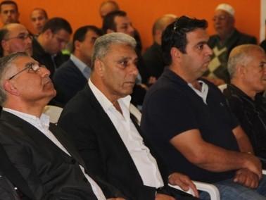 تأبين المرحوم محمود ابو حسين من قرية رمانة البطوف