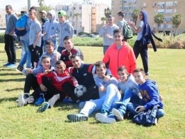 مشروع نمط حياة صحي في أورط الشافعي عكا