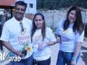 اعمال خيرية وتطوعية في رأس العين بمشاركة رئيس اللجنة قاسم سواعد