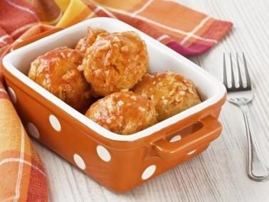 كرات البطاطا بالدجاج على طريقة العرب.كوم