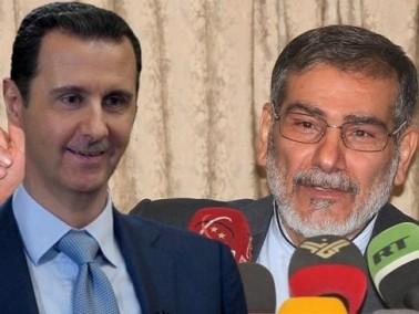 إيران تهنئ الأسد على استعادة تدمر