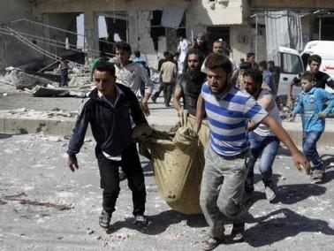 مصادر: مجزرة للنظام بريف دمشق تسقط عشرات القتلى