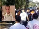 باقة تفجع بوفاة الطفل عمران وائل مصاروة (6 سنوات) في حادث