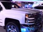 Chevrolet Silverado 2016 بتطعيمات سوداء