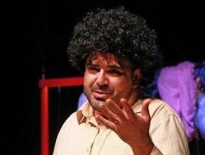 عرض المسرحيّة الكوميديّة المشخصاتي للفنان عامر حليحل في حيفا