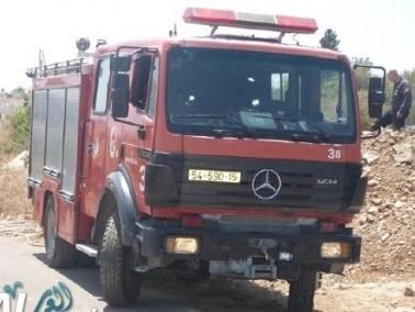 حريقان في شقتين في القدس دون إصابات