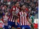 لاعبو أتلتيكو مدريد يستعدون لمواجهة بايرن ميونخ في نصف نهائي دوري الأبطال