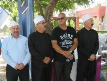 جمعية المسنين في الكرمل تحتفل بعيد النبي شعيب