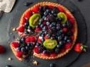 طريقة تحضير فطيرة الفاكهة الشهية..صحتين وهنا