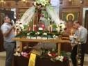 كنيسة الجديدة تخصص جناز المسيح للصلاة من أجل حلب
