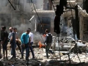 قتلى وجرحى بقصف على حلب