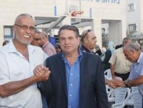 إفتتاح بيت بايس للشبيبة في قلنسوة بحضور واسع