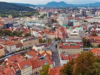 تمتعوا بجمال مدينة ليوبليانا السلوفينية