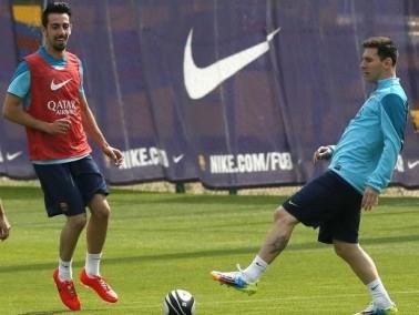 كوينكا: أتمنى تسجيل هدف على برشلونة