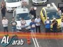 تظاهرة لمعلمي السواقة قرب باقة وتغيب وزير المواصلات عن حفل افتتاح شارع 9