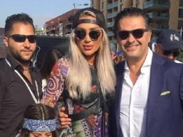 مايا دياب وراغب علامة يشعلان صيف بيروت