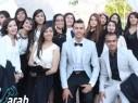 مدرسة دبورية الشاملة تُخرّج فوجها الـ41 بحفل مُهيب