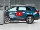 بالفيديو: اختبار تصادم لينكون MKX 2016