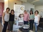 مؤسسة سيلياك في الوسط العربي تقيم ورشة للمخبوزات الخالية من الجلوتين في الناصرة