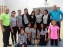 قسم الرياضة في عين ماهل يقيم بطولة كرة اليد للبنات