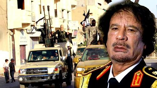 مصادر: داعش يسيطر على عشرات ملايين الدولارات للقذافي