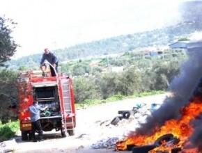 سلطة الإطفاء والإنقاذ: عالجنا أكثر من 1700 حريق خلال 48 ساعة